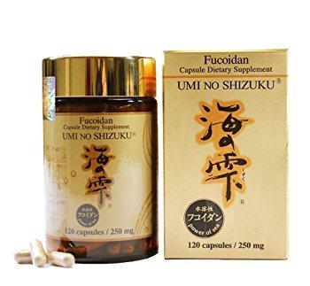 Fukoidan vàng hỗ trợ điều trị ung thư